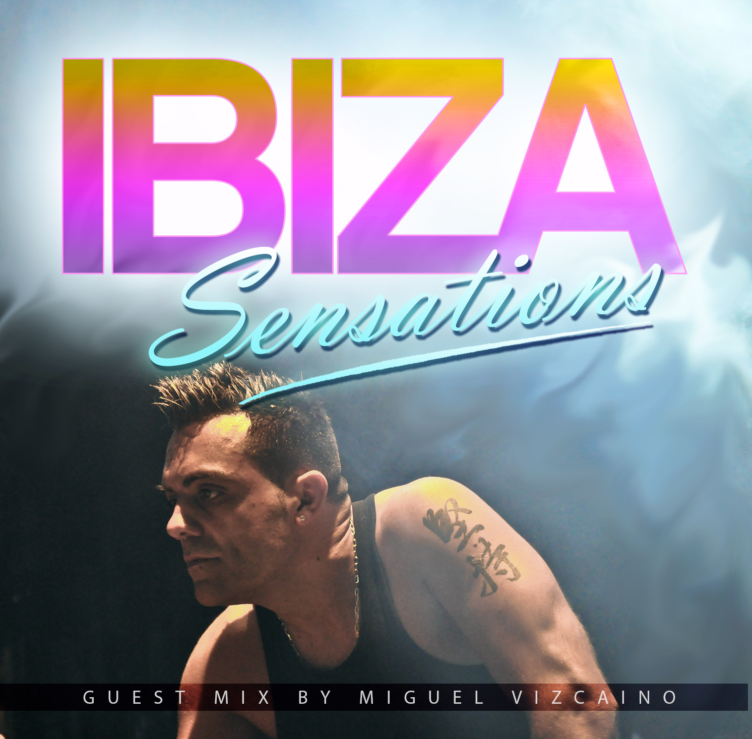 Artwork for Ibiza Sensations 79 Guest mix by Miguel Vizcaino