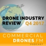 Artwork for #063 - Drone Industry Review: Q4 2017