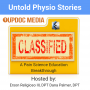 Artwork for Untold Physio Stories 139 - A Pain Science Education Breakthrough