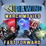 Artwork for Rewind: March Fast Forward