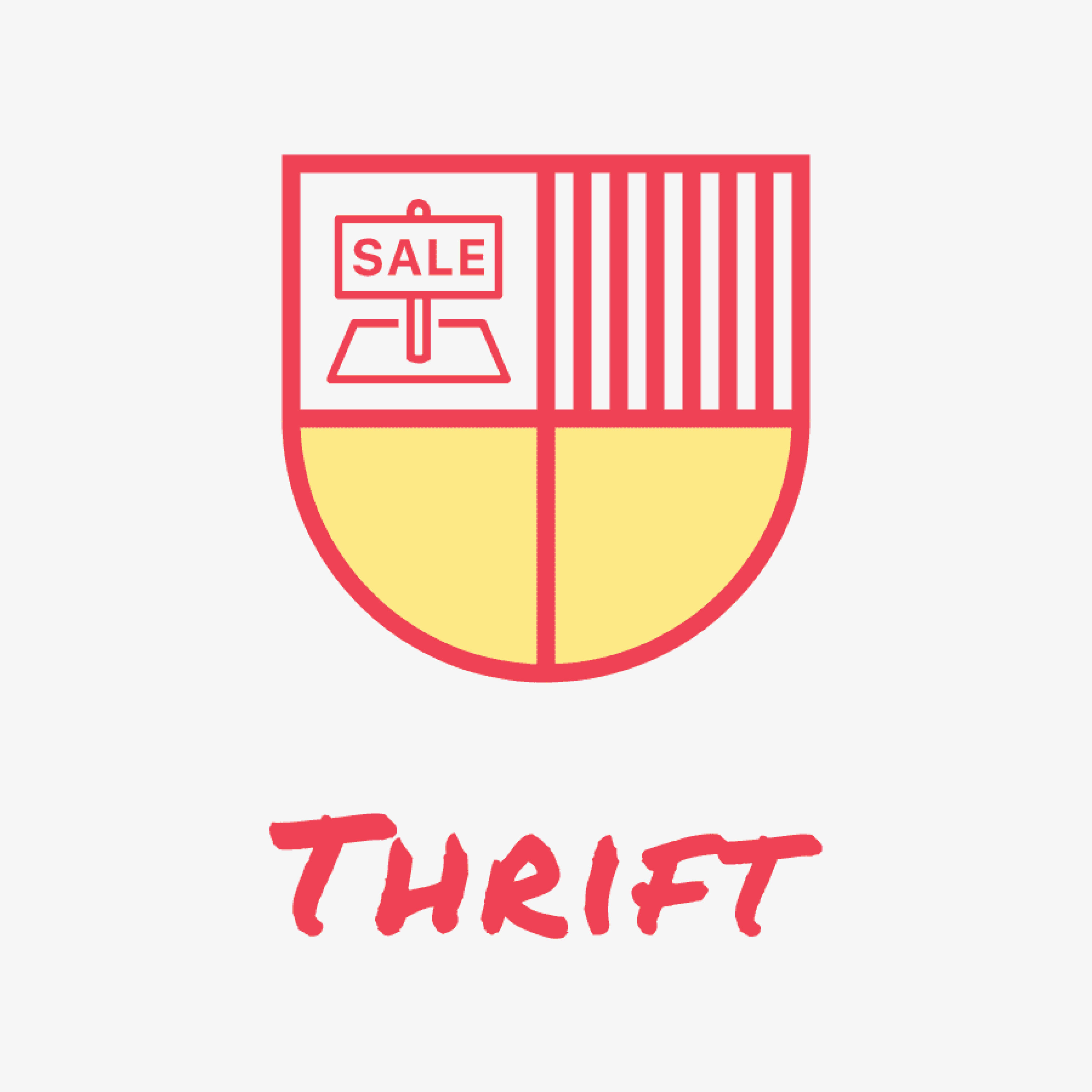Thrift: What Your Garage Sales Says About You show image