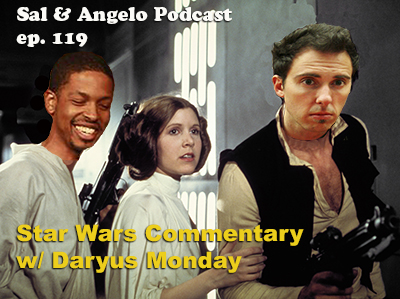 ep.119 Star Wars A New Hope Commentary
