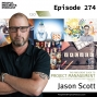 Artwork for PPP 274   The Fearless and Irreverent Project Manager, with author J. Scott