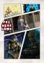 "Artwork for Episode 40 ""Hot Tub Roller Coaster"" Guardians Trailer, Westworld Finale, Jurassic Park Animated Series, and more!"