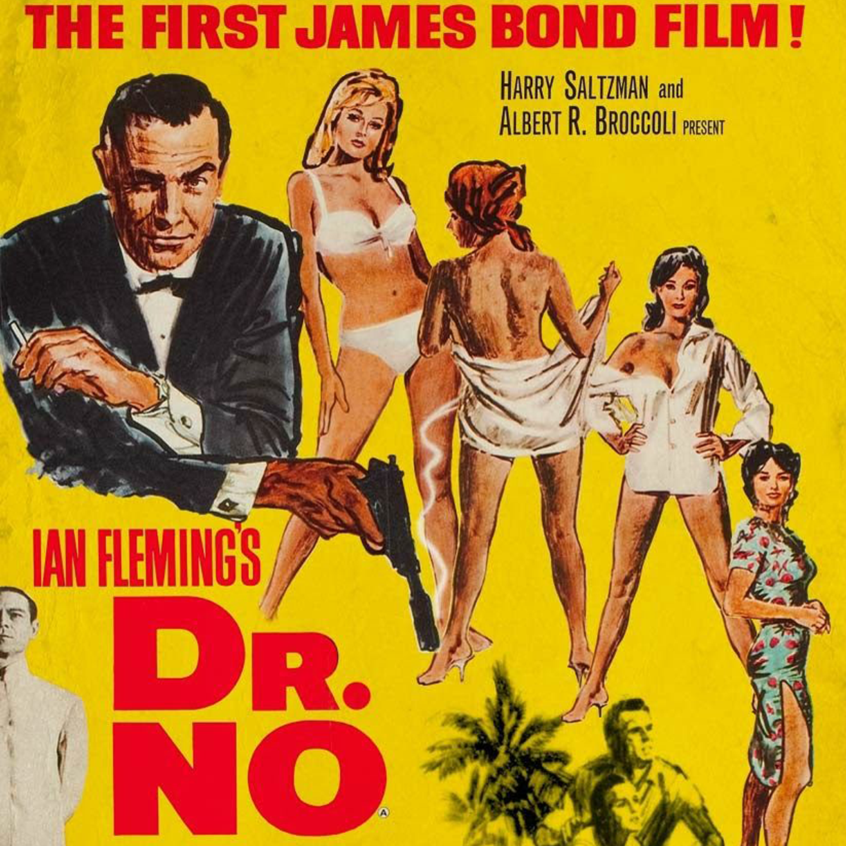 ISTYA Dr No movie review