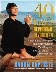 Yoga 20min for 40 Days to Personal Revolution