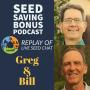 Artwork for Bonus Episode 30:Seed Saving Class August 2019.