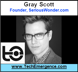 Explaining the Exponential - an Interview with Futurist Speaker / Author Gray Scott
