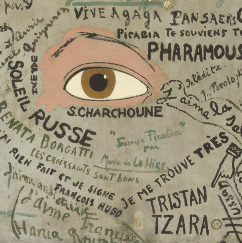 Francis Picabia, John McLaughlin
