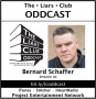Artwork for The Liars Club Oddcast # 086 | Bernard Schaffer, Crime Author