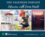 Artwork for The Valkyries Podcast Episode 2: Interview With Emma Vieceli
