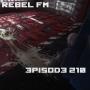 Artwork for Rebel FM Episode 210 - 03/28/2014