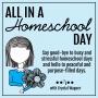 Artwork for 037: Household Management Tips For Homeschool Moms