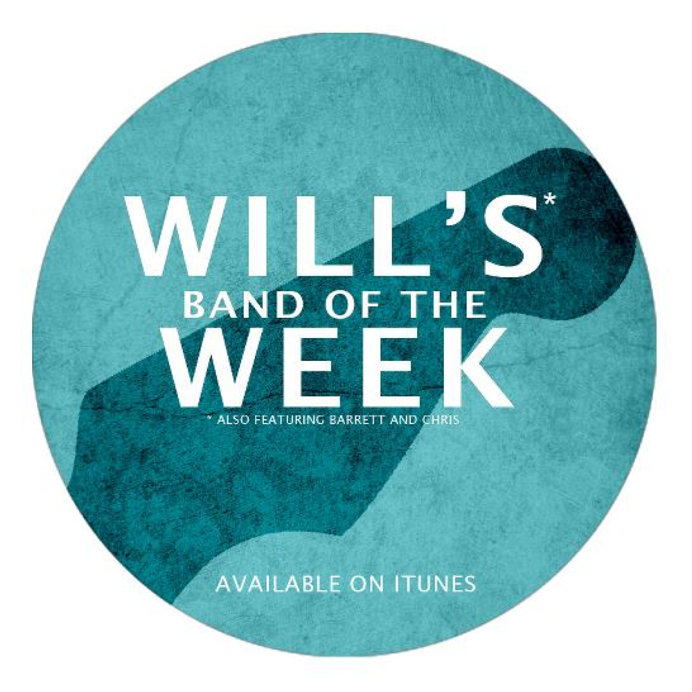 Will's Band of the Week show art
