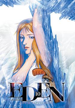 Manga Review: Eden Volume 10