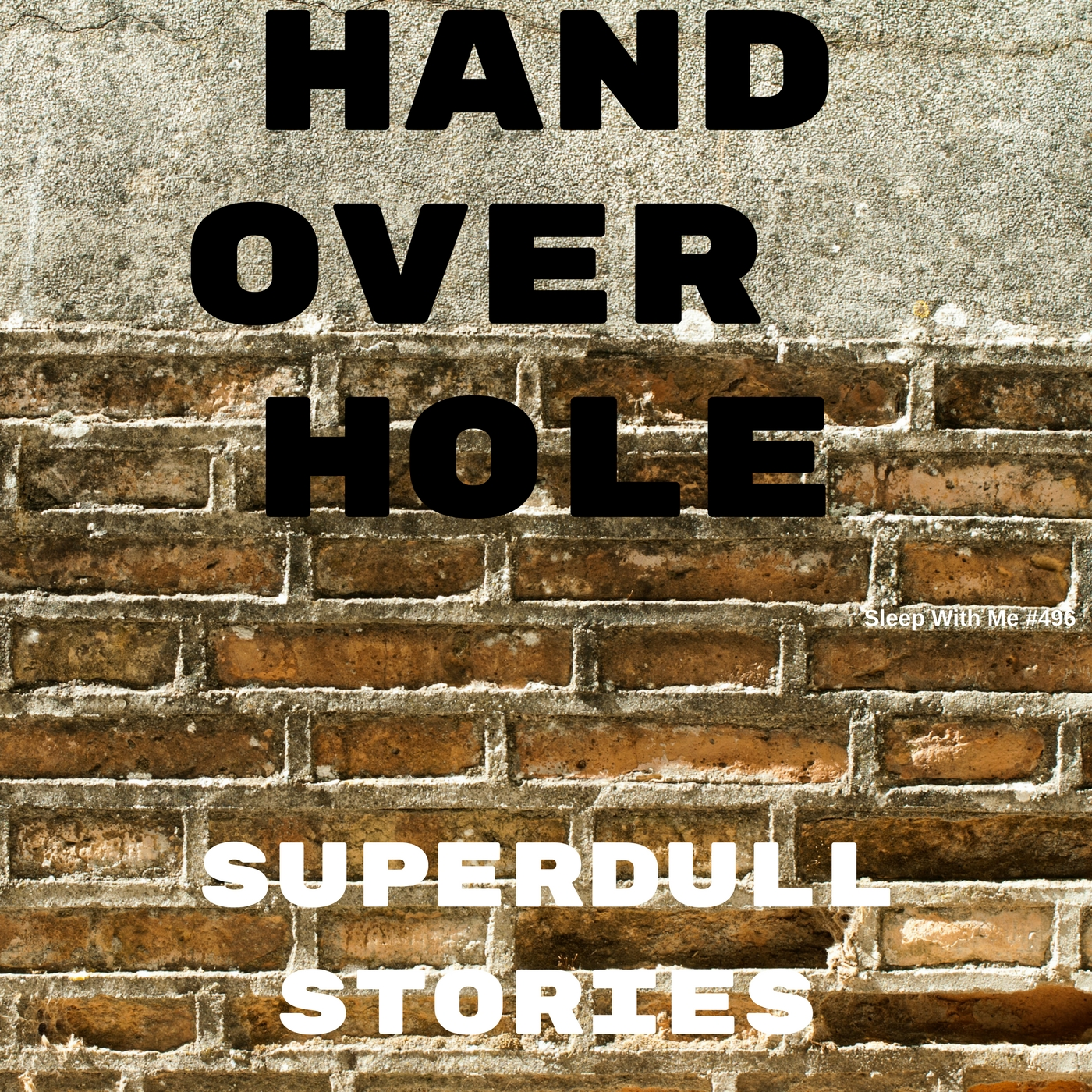 #496 Hand Over Hole | Superdull Stories