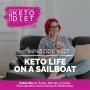 Artwork for Keto Life on a Sailboat