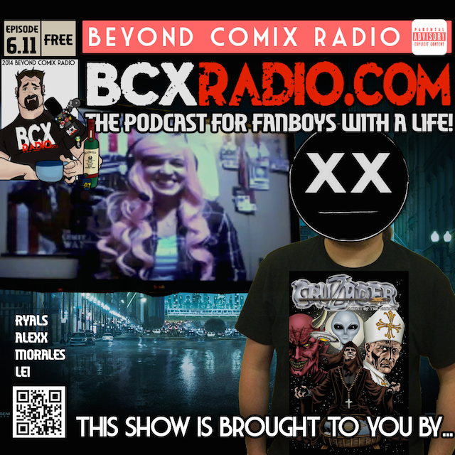 BCXradio 6.11 - This Show is Brought to you by...