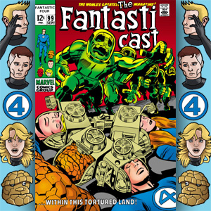 Episode 99: Fantastic Four #85 - Within This Tortured Land