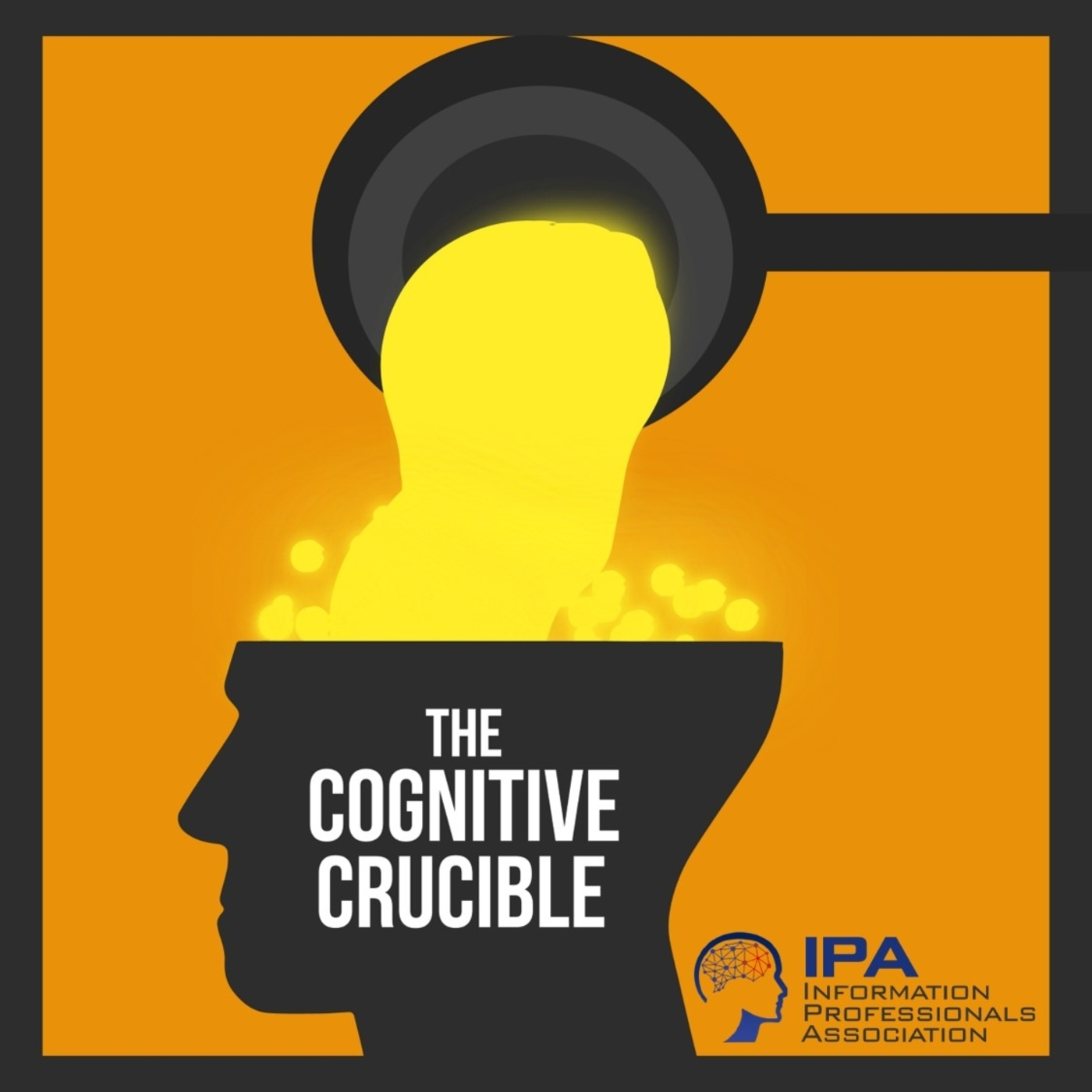 The Cognitive Crucible show art