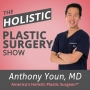 Artwork for Cutting Edge Plastic Surgery for Men with Dr. Doug Steinbrech - Holistic Plastic Surgery Show #64