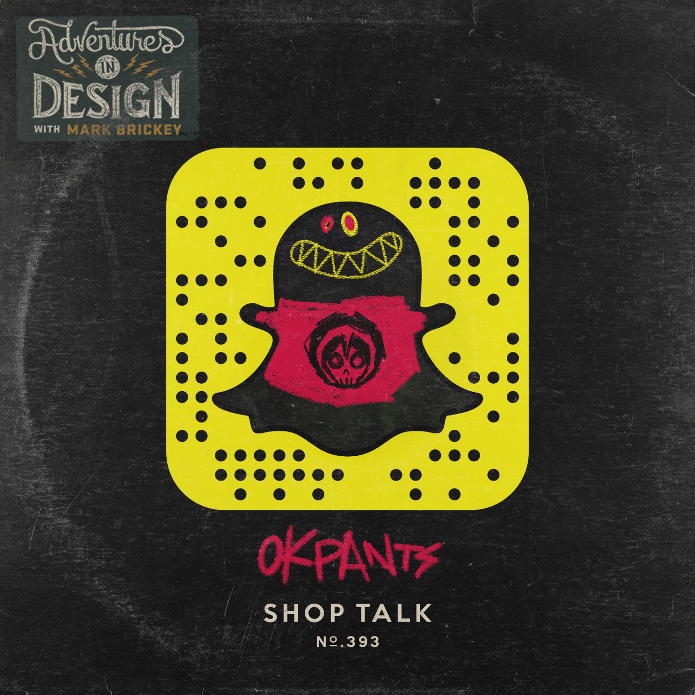 Episode 393 - Shop Talk Friday with OK Pants Aaron Sechrist