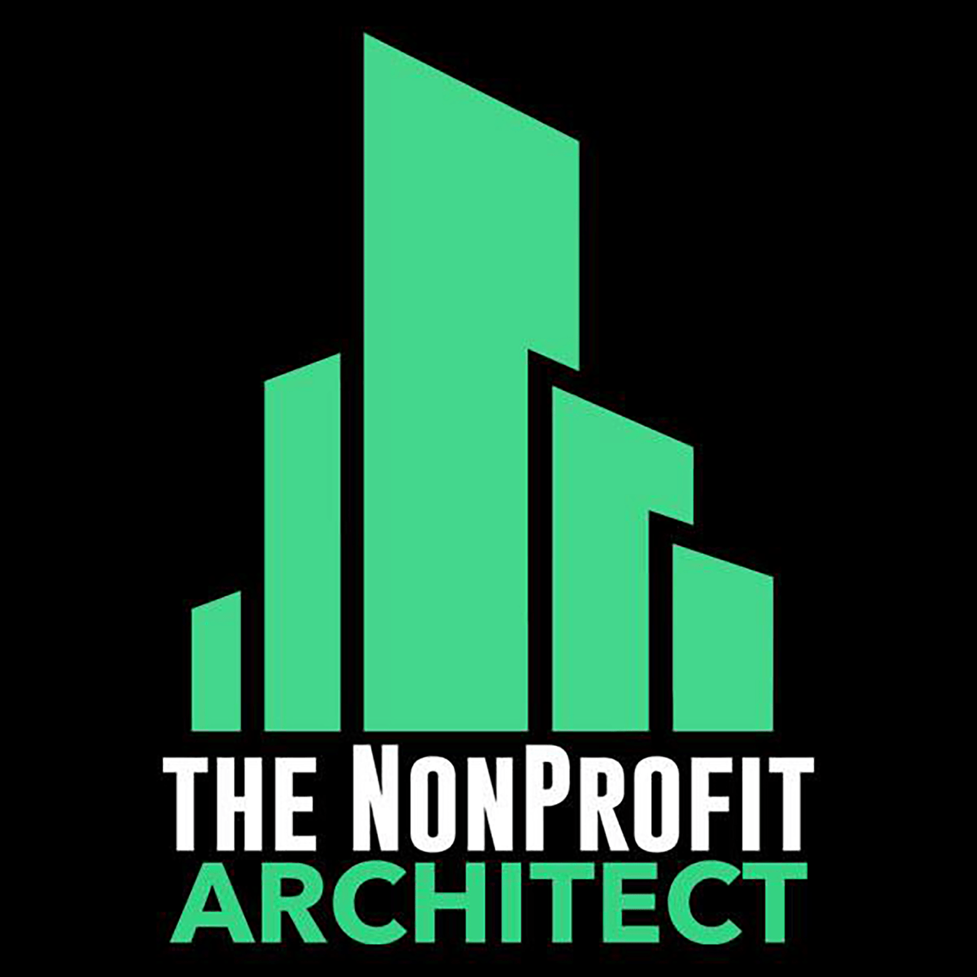 Nonprofit Architect  Podcast show art