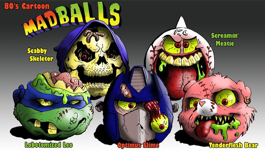 Episode 66 - Madballs.