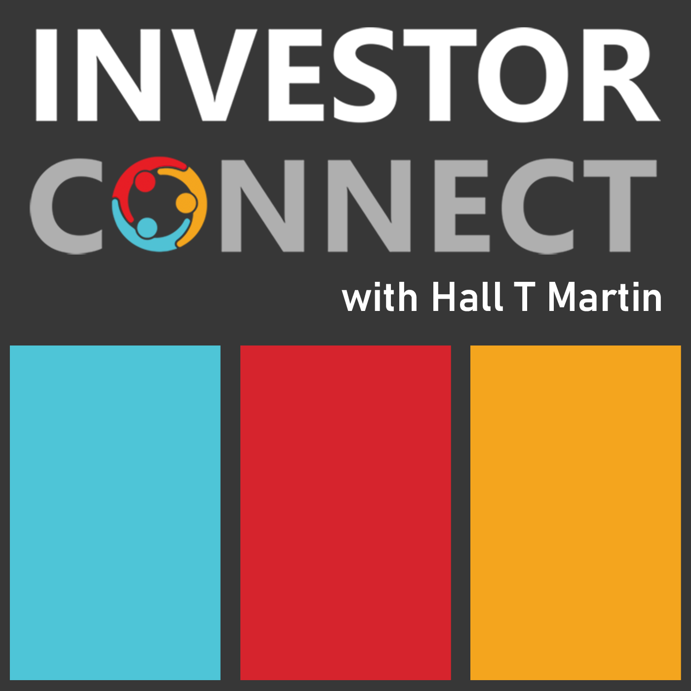 Investor Connect Podcast show art