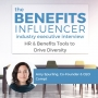 Artwork for HR & Benefits Tools to Drive Diversity w/ Amy Spurling