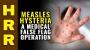 Artwork for Measles HYSTERIA a medical false flag operation