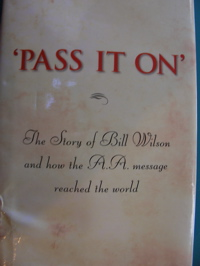 7 Book Review - 'Pass it On' by AA World Services
