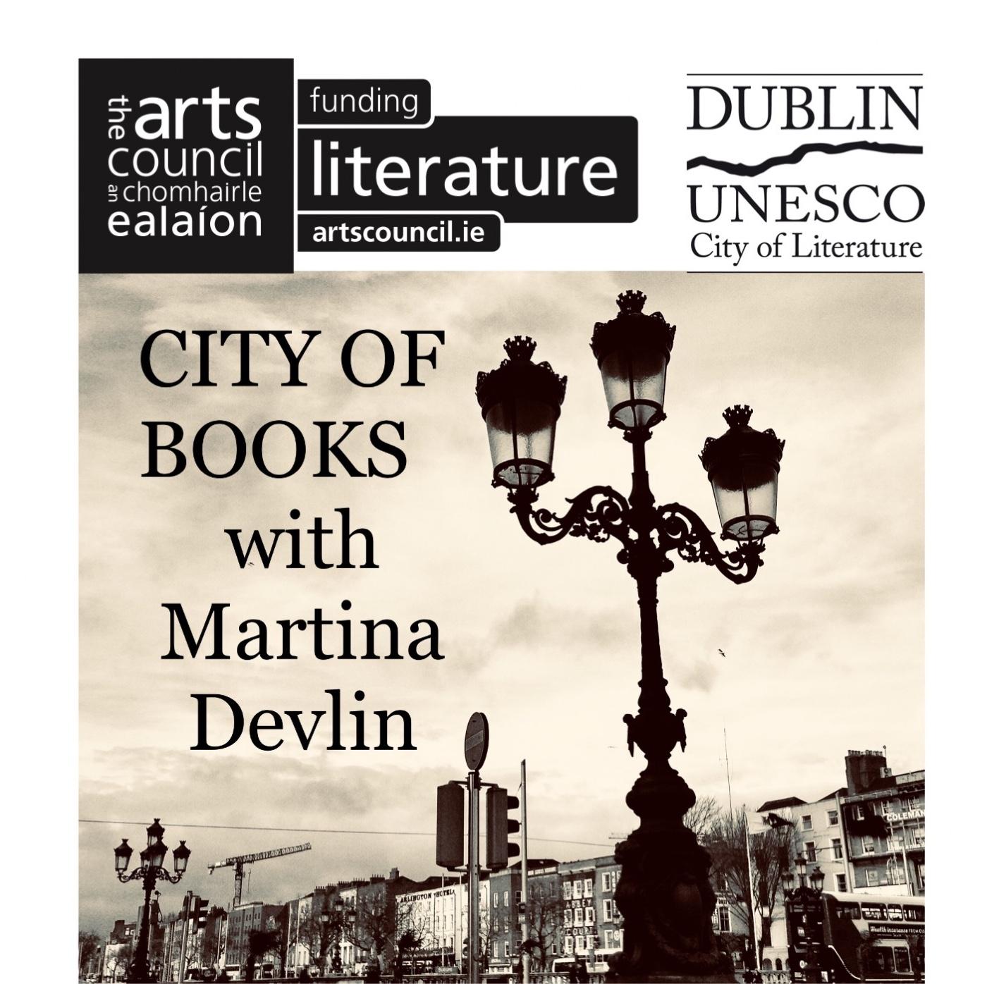 City of Books show art