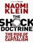 Artwork for The Shock Doctrine by Naomi Klein