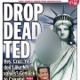 Artwork for NY: Drop Dead Ted/ Reflection on GOP Debate