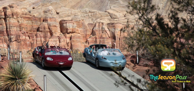 tspp #237- Behind the Scenes of Cars Land w/ Kathy Mangum,Tom Morris,Garner Holt & More! 6/27/13