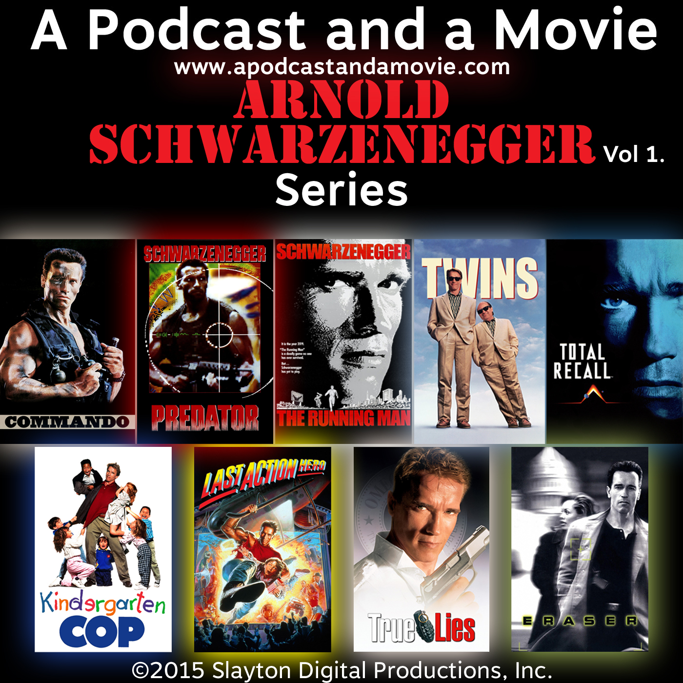 Eraser 1996 A Podcast And A Movie Podcast Podtail