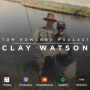 Artwork for #0004 - Clay Watson - Fishing In Cuba, Torn Labrums And What Makes A Good Guide