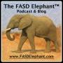 "Artwork for FASD Elephant™ Podcast #018: ""I Am Why… FASD Matters"""