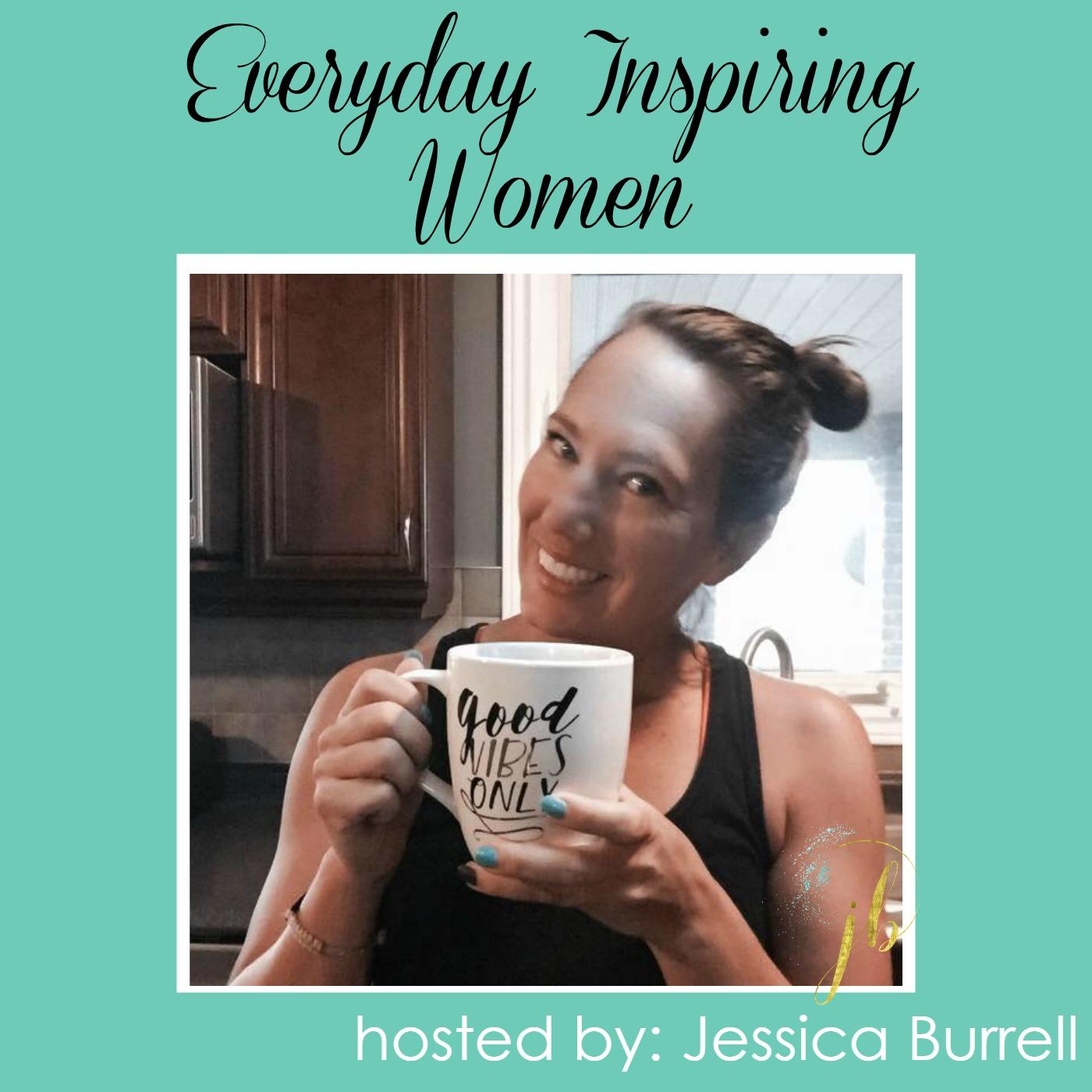 Artwork for Everyday Inspiring Women Episode #9