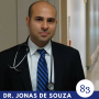 Artwork for 83: The Financial Risk of Thyroid Surgery → Dr. Jonas de Souza - Oncologist, Medical Director at Humana