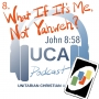 Artwork for 8. What If It's Me, Not Yahweh? John 8:58