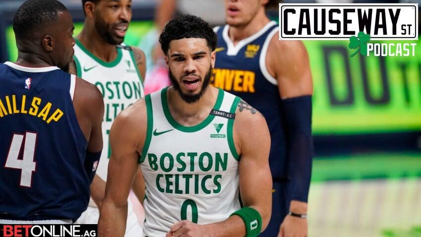 258: Are Jayson Tatum + Celtics hitting their stride?