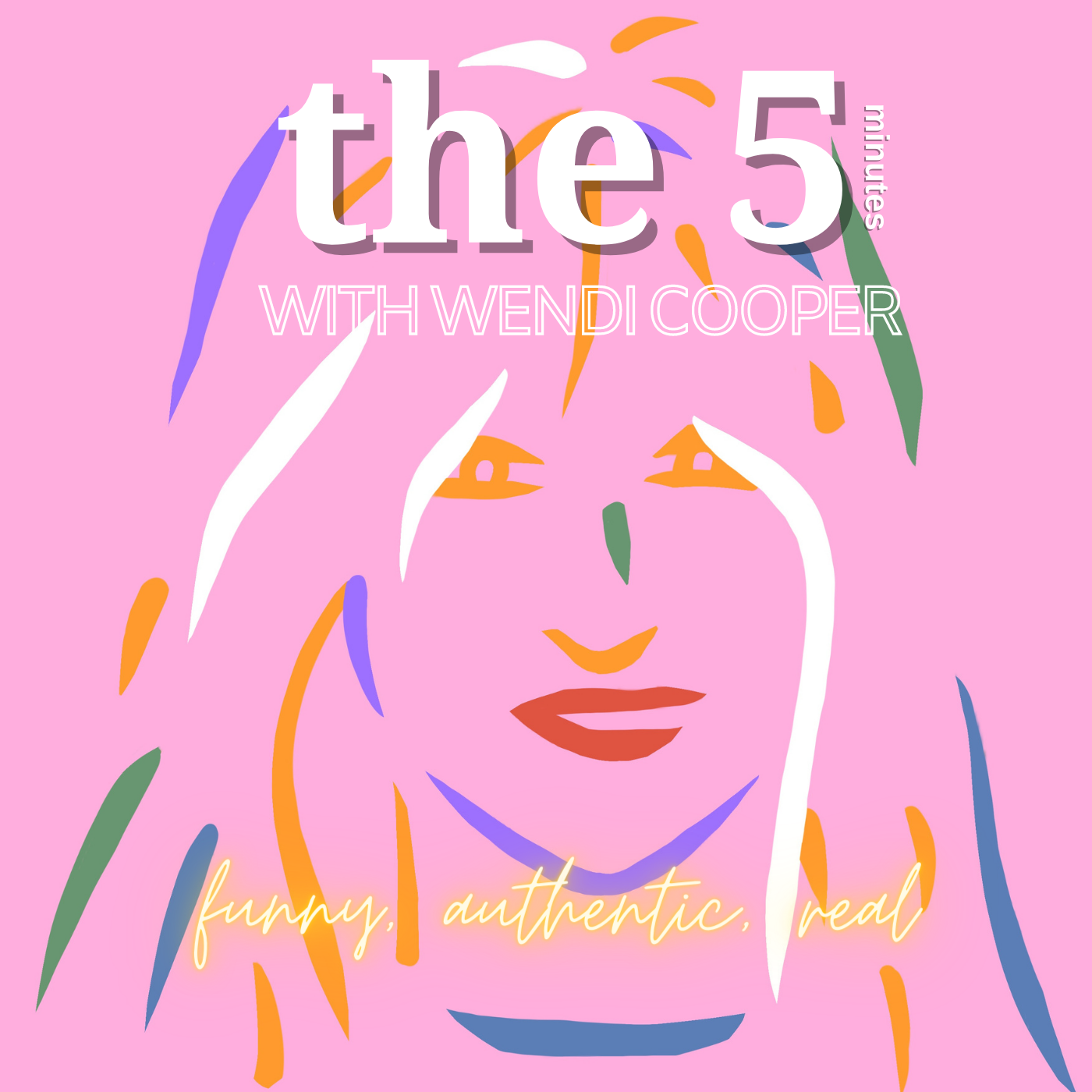 The 5 with Wendi Cooper show art