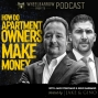 Artwork for WBP - How Do Apartment Owners Make Money with Jake & Gino