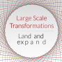 Artwork for Large Scale Transformations