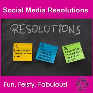 Social Media Resolutions