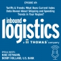 Artwork for Tariffs & Trends: What Does Current Index Data Reveal About Shipping and Spending Trends in Your Region?  Guests: Mike Reymann and Bobby Holland, U.S. Bank