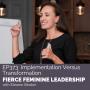 Artwork for [FFL 373] Implementation Versus Transformation