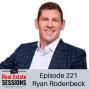 Artwork for Episode 221 - Ryan Rodenbeck, Owner/Broker - Spyglass Realty
